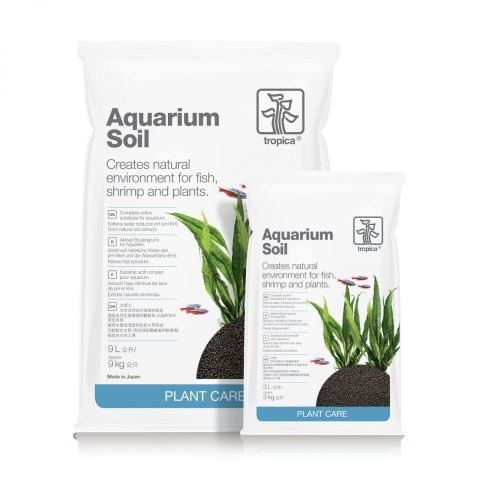 Tropica Aquarium Soil - Aquascaping Bodengrund, krueger-aquaristik ...