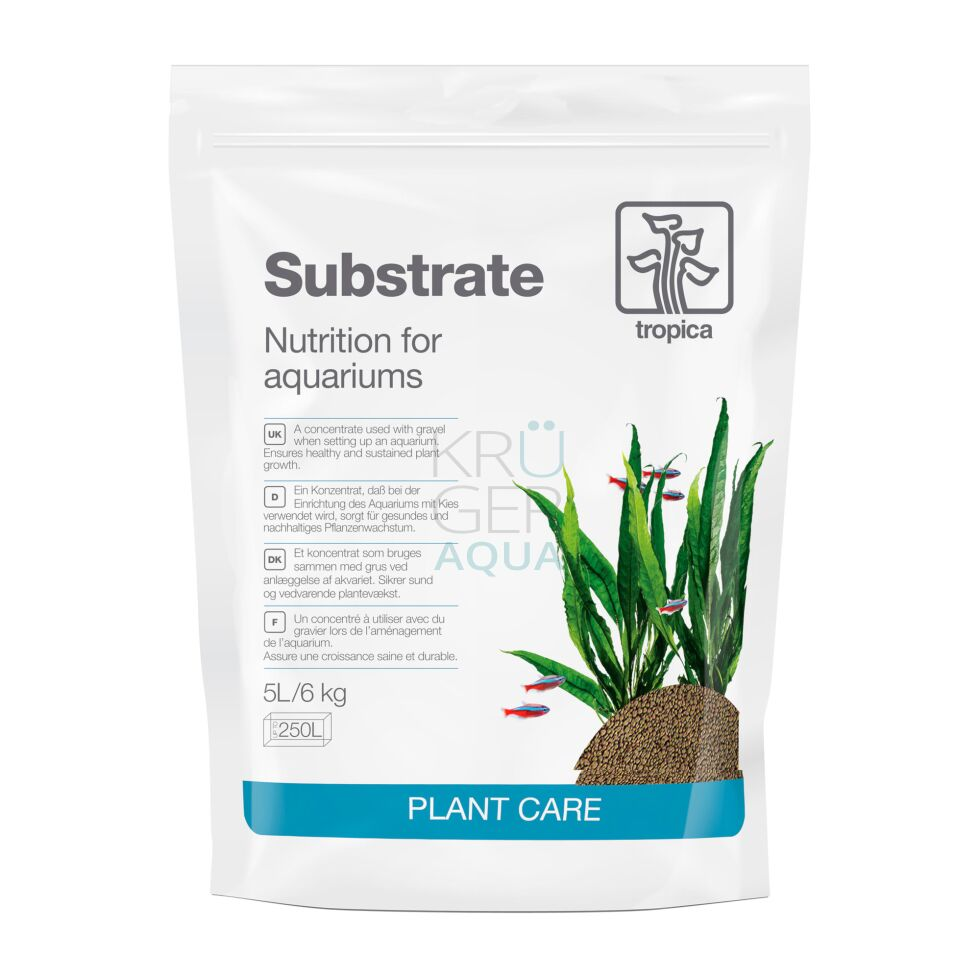 Tropica Plant Growth Substrate 5 Liter