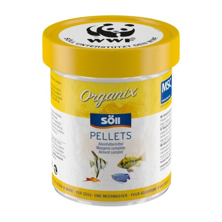 Söll Organix Pellets 130 ml