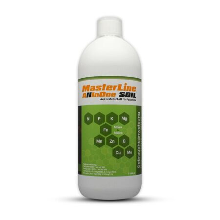 Masterline AllinOne Soil, 1.000 ml