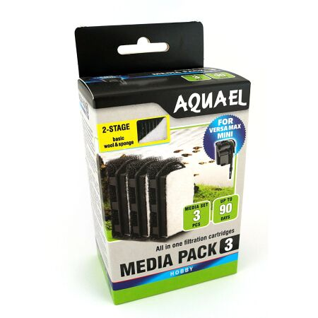 AQUAEL FZN-Mini Media-Set Standard