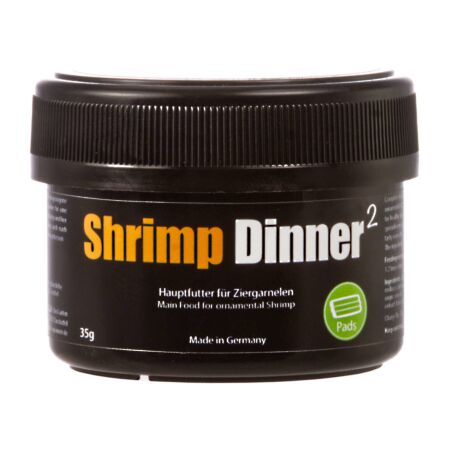 GlasGarten Shrimp Dinner Pads 35 g