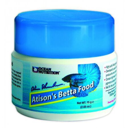 Atisons Betta Food