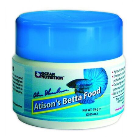 Atisons Betta Food 75g