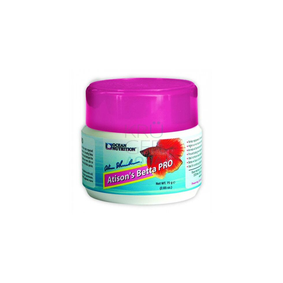 Atisons Betta Food Pro