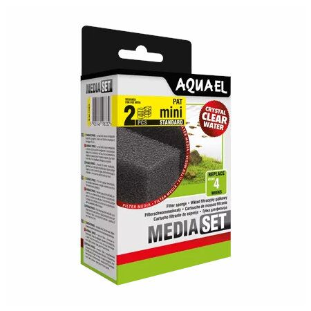 AQUAEL Pat Mini Media-Set Standard
