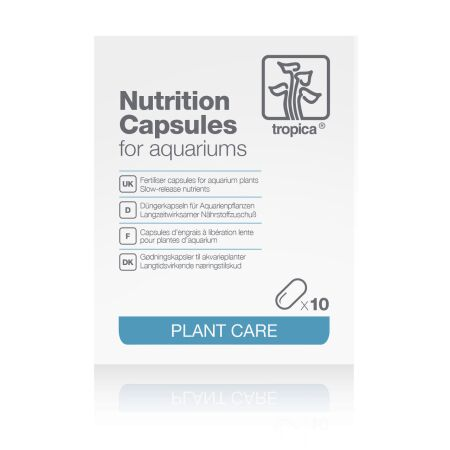 Tropica Nutrition Capsules 10 St.