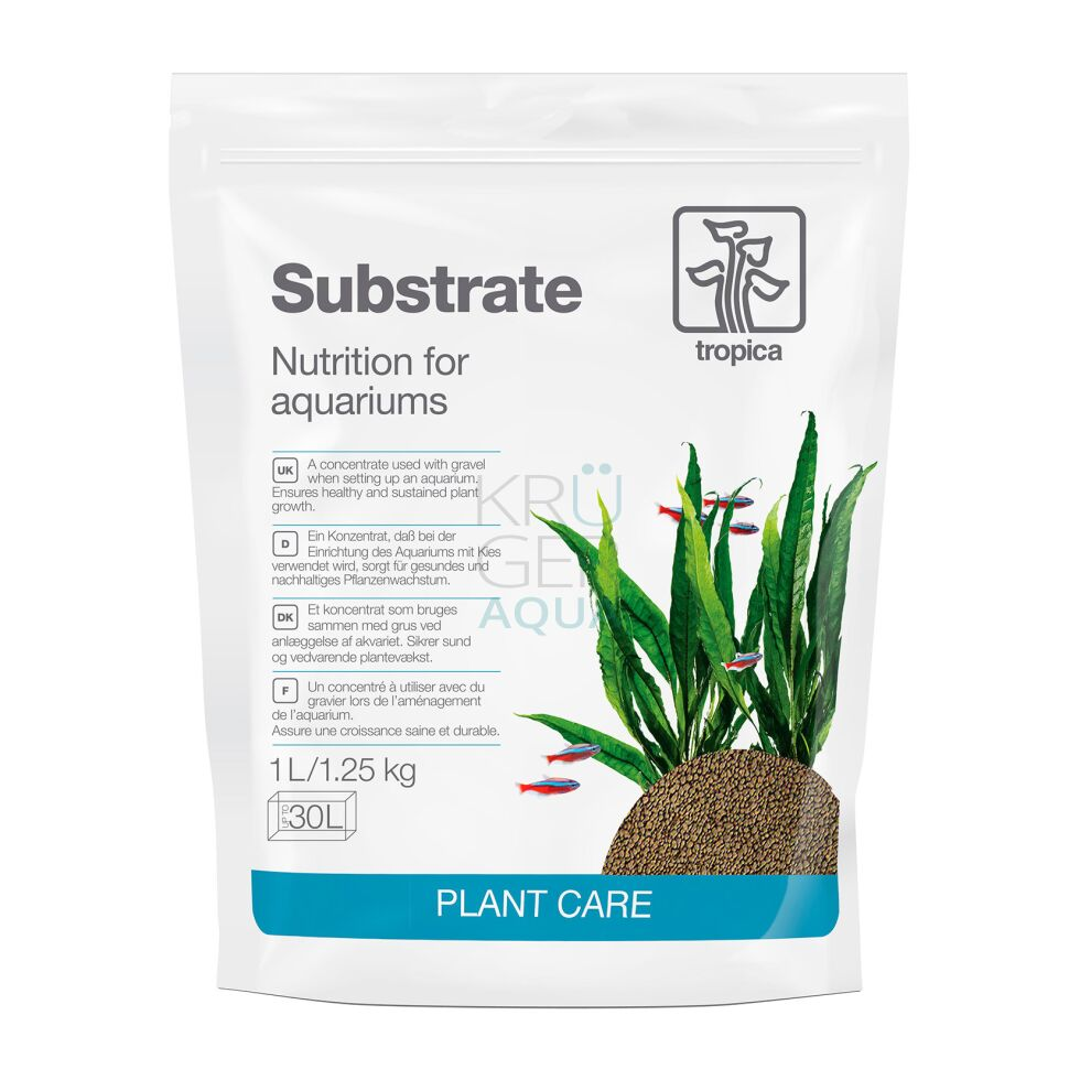 Tropica Plant Growth Substrate 1 Liter