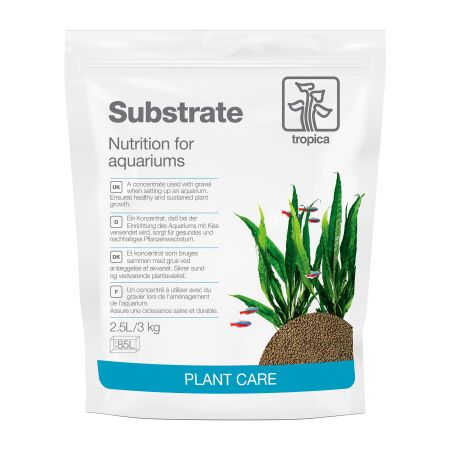 Tropica Plant Growth Substrate 2,5 Liter