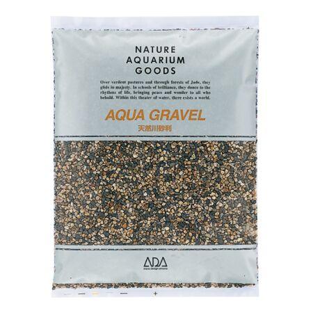 ada aqua gravel s nat rlicher aquarienkies aquascaping. Black Bedroom Furniture Sets. Home Design Ideas