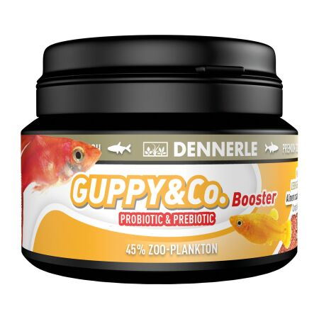 Dennerle Guppy & Co Booster 100 ml