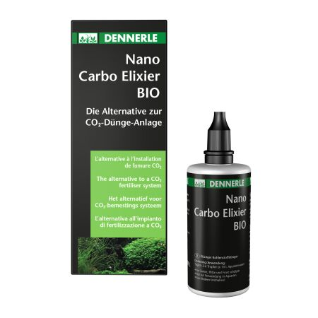 Dennerle Nano Carbo Elixier Bio 100 ml