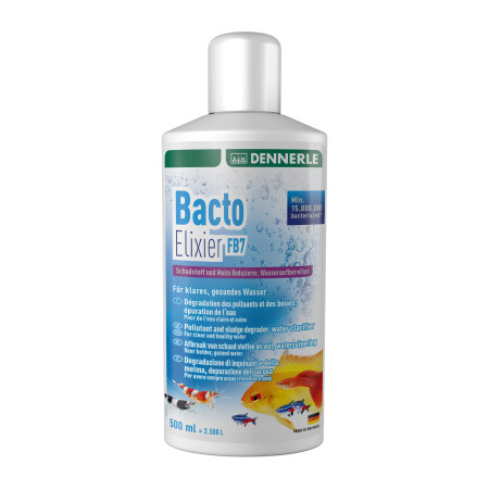 Dennerle Bacto Elixier FB7, 500 ml