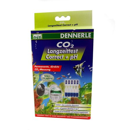 Dennerle CO2 Langzeittest Correct